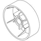 Handwheel, Juki #A1228E50000