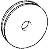 Thread Guide Roller, Juki #B3138057000