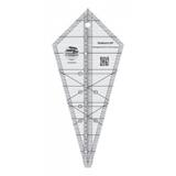 Starburst 30 Degree Triangle Ruler, Creative Grids