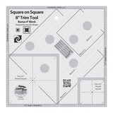 Square on Square 8in Trim Tool, Creative Grids