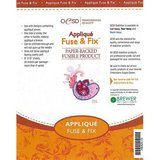 """Applique Fuse & Fix Sheets (20pk), 10""""x8"""""""