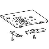 Needle Plate A Assembly, Brother #XE0763001