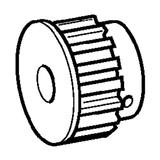 Timing Pulley D, Brother #XC2601051
