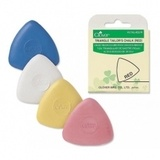 Clover Triangle Tailor's Chalk