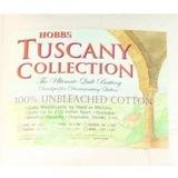 Hobbs Tuscany Unbleached Cotton Batting