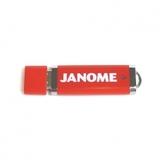 USB Stick 64MB, Janome