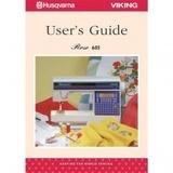 Instruction Manual, Husqvarna Viking 605 Rose