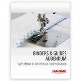 Janome Binders and Guides Workbook