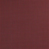 Homespun Red Checkered Fabric