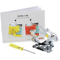 #86N - Ruffler Attachment, Bernina #0083867500