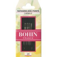Bohin Chenille Needles (Size 24) - 6pk