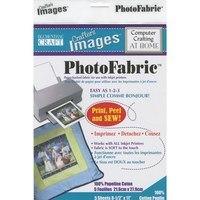 Printable Photo Fabric Sheets - 5pk