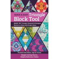 The Quick & Easy Triangle Block Tool Book