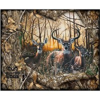 Realtree Daybreak Edge, Scenic Deer Fabric Panel