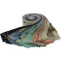 Moda Fabrics, Desert Song Jelly Roll - 40pc