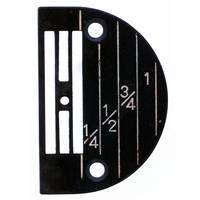 Needle Plate, Singer #143169LG