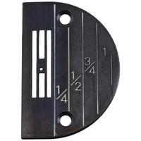 Needle Plate, Singer #147158LG