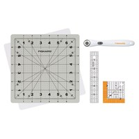 Fiskars Rotating Mat and Trim Set - 4pc