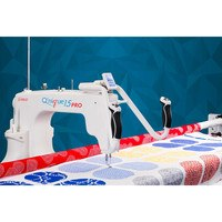 Q'nique 15 Pro Midarm Quilting Machine, Grace Company