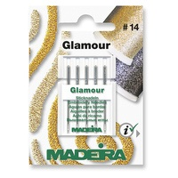 Schmetz Glamour, Embroidery Needles (5pk) Size 90/14