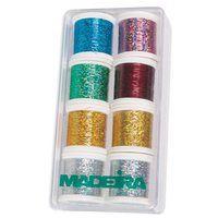 Madeira Jewel Metallic Thread Kit (8 Spools)
