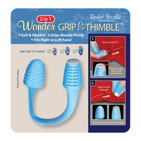 Taylor Seville, Wonder Grip and Thimble