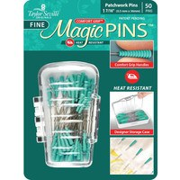 Comfort Grip Magic Pins - Fine Patchwork Pins