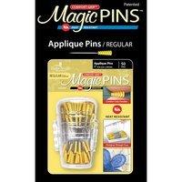 Comfort Grip Magic Pins - Applique Pins