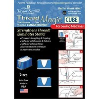 Thread Magic Thread Conditioner Cubes 2pk, Taylor Seville