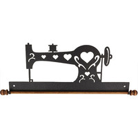 Sewing Machine Quilt Holder, 12in - Charcoal