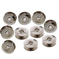Metal Bobbins (10 Pack), Pfaff #9033NS