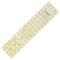 "Omnigrid, 4"" x 18"" Mini Grid Ruler"