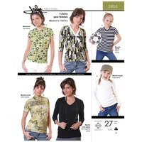 Women's T-Shirts Patterns