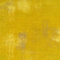 Moda, Grunge Basics, Mustard Yellow Fabric