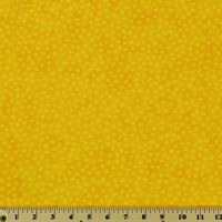 Moda Classic, Marble Mate Dots, Yellow Fabric