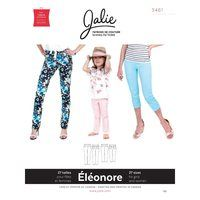 Eleonore Pull-On Jeans Pattern