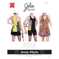 Anne-Marie Tanks and Dress Pattern