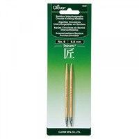 Takumi Bamboo Interchangeable Circular Knitting Needles