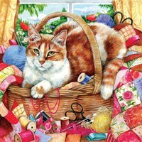 A Perfect Spot 500pc Jigsaw Puzzle