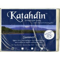 Bosal Katahdin Premium Cotton Batting - 45in x 60in