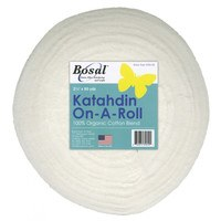 "Bosal, Katahdin On-a-Roll Batting - 2-1/4"" x 50 yds"