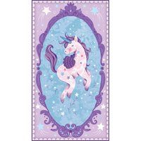 Studio E, Unicorn Kisses Fabric Panel