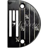 Needle Plate, Singer #44162LG