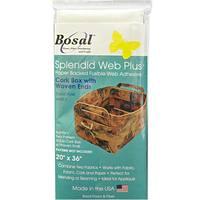 Bosal Splendid Web Plus, Paper Backed Fusible Web Adhesive