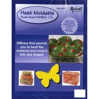Bosal Heat Moldable Double-Sided Fusible Plus - 20in x 36in