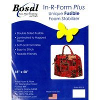 "In-R-Form Plus Double-sided Fusible Foam Stabilizer, 18""x58"""