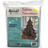 "Bosal Heat Activated Moldable Batting - 18"" x 45"""