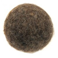 Wooly Felted Wonders, Dryer Balls - Bag of 4, Dark Gray