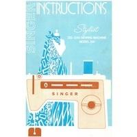 Instruction Manual, Singer 514 Stylist