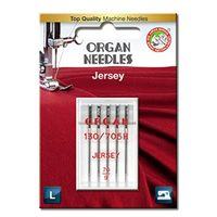 5pk Organ Jersey Needles (130/705H)
